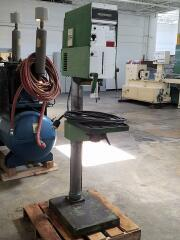 MEDDINGS Pedestal Floor Standing Drill Press