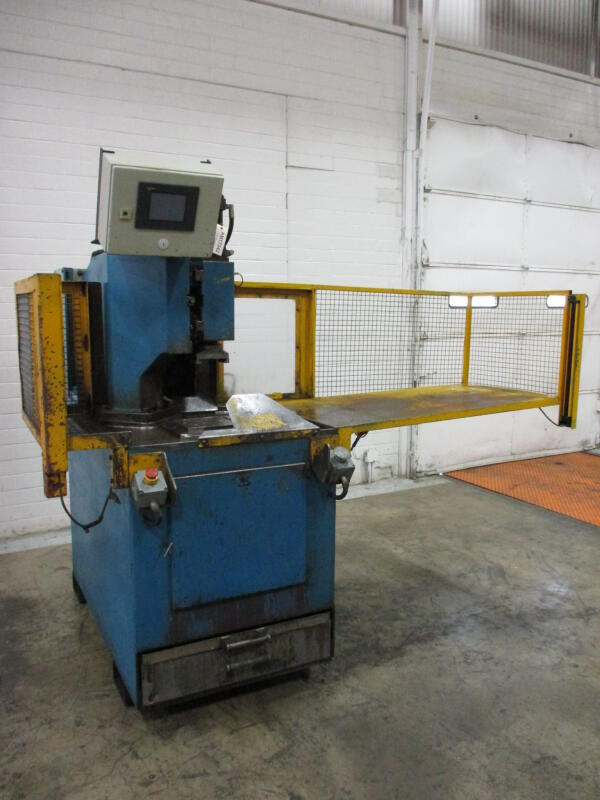 IGW Fully Automatic Up-Cut Type Cold Saw