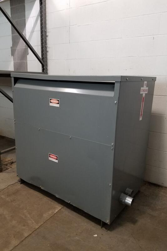 300 KVA Sorgel 300TGH three phase insulated transformer