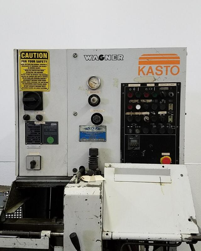 AM19005 - Kasto WAS70 Automatic Cold Saw