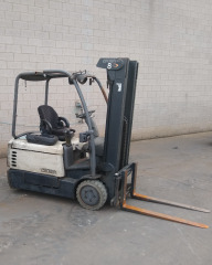 AM20134 - Crown SC4540-35 Forklift with Cascade Sideshift