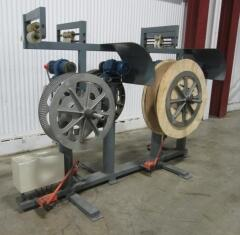 AM14342 - Twin Double-Sided Stock Reel